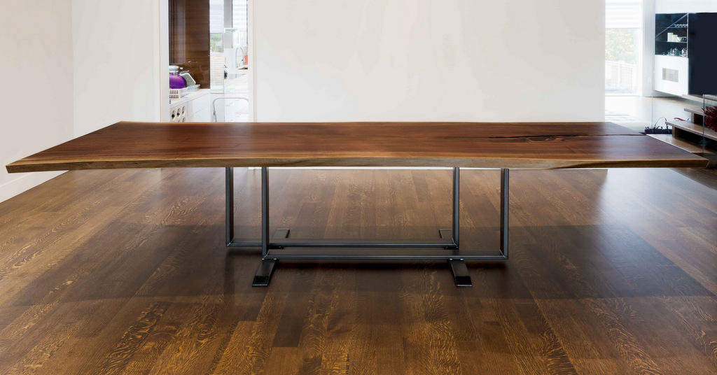 Black Walnut Dining Table
