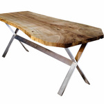 Silver Maple Desk