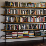 White Ash Bookcase