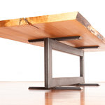 White Ash Coffee Table